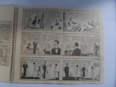 Boots and Her Buddies Daily Comic Strips by Martin. Jan 1929-July 1929