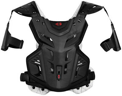 EVS F2 Chest Protector Large Black
