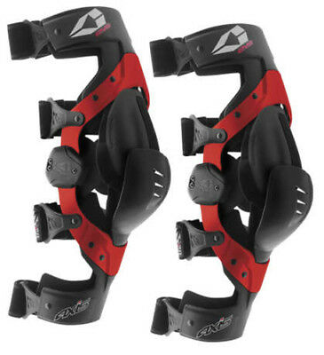 EVS Axis Sport Knee Brace Pair
