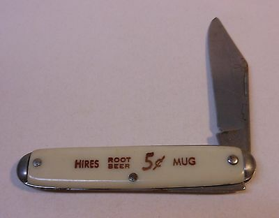 Vintage Hire's Root Beer Pocket Knife