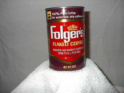 Folgers 13 oz Coffee Can