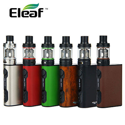 200W Eleaf iStick QC 200W With MELO 300 Tank Kit Or Battery Only