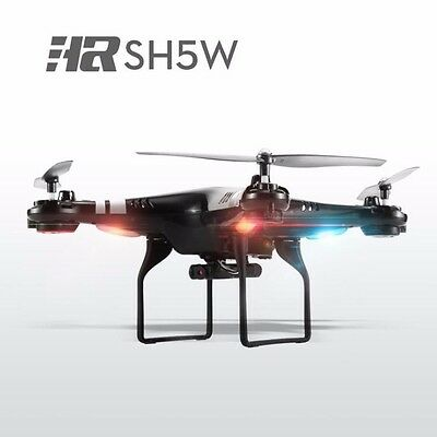 SH5 2MP HD Camera Drone RC Quadcopter 2.4Ghz 6-Axis Gyro Mini Helicopeter