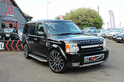Land Rover Discovery 3 2.7 TD V6 S
