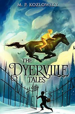 The Dyerville Tales by M.P. Kozlowsky (English) Hardcover Book Free Shipping!