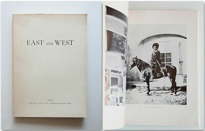 EAST and WEST 1972 The Photograph Album Persia Iran Luigi Montabone 1862