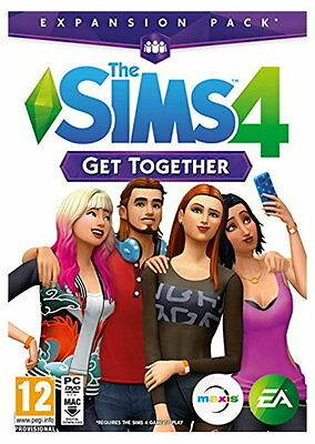 The Sims 4 Get Together (PC DVD) [New Game]