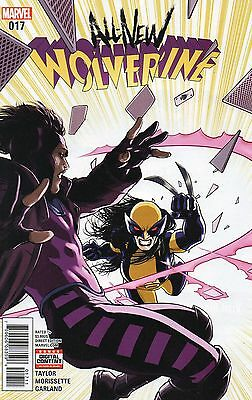 All New Wolverine #17 (NM)`17 Taylor/ Morissette