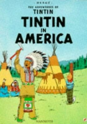 Tintin in America (The Adventures of Tintin) by Herge Paperback Book The Cheap