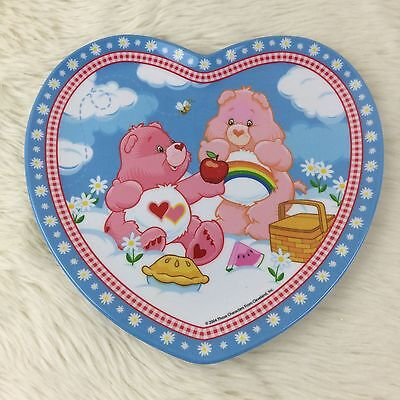 Care Bears Heart Plastic Plate Kids Children Dishwasher Safe Zak Designs R3