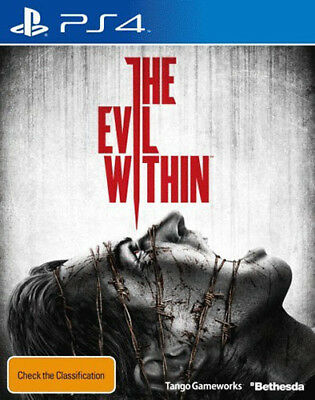 The Evil Within = NEW PS4-Game