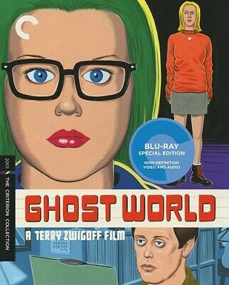 Ghost World (Criterion Collection) [New Blu-ray] Restored, Special Edition, Su