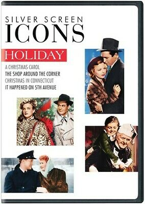 Silver Screen Icons: Holiday [New DVD] Boxed Set