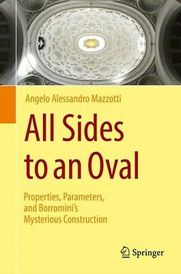 All Sides To An Oval, Mazzotti, Angelo Alessandro, 9783319393742