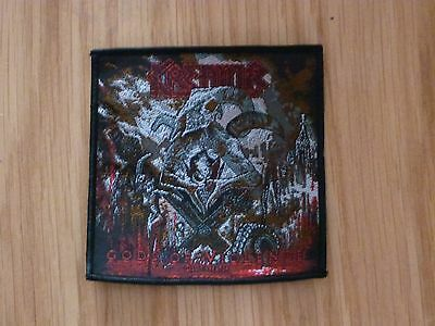 Kreator - Gods Of Violence (New) Sew On W-Patch Official Band Merchandise
