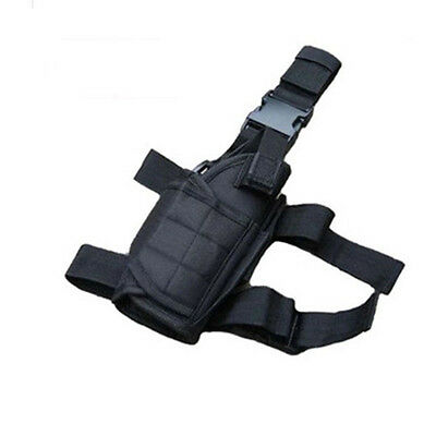 Multi-Function Outdoor Hunting Tactical Puttee Thigh Leg for Gun Holster Pouch