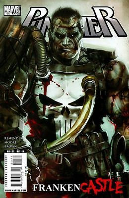Punisher #11 Vol.8 2009