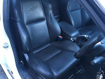 VZ SS Holden Commodore leather front Seats Fits VT VX VU VY sedan and ute
