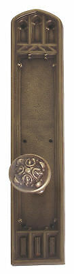BRASS Accents Renaissance Oxford Passage Door Knob