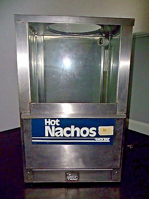 Wyott Concession stand Hot Nacho Chip Warmer table top Snack Bar