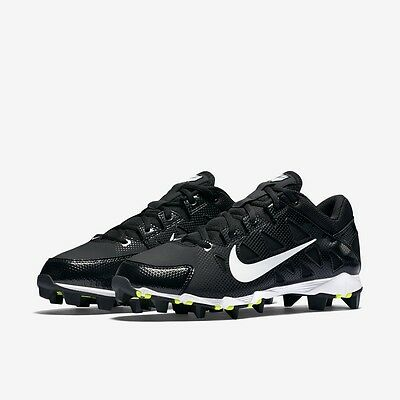 Nike HYPERDIAMOND KEYSTONE Molded Softball Cleats 684680 141 WOMAN 7.5