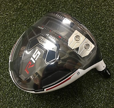 NEW Taylormade R15 430 9.0** RH TOUR ISSUE MODEL / 9.4**