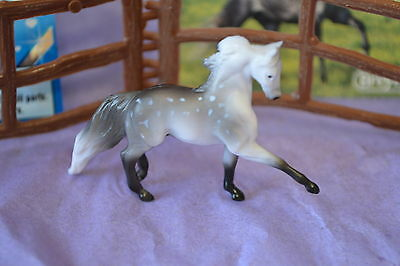 Breyer*ELSA*Series 2*Trotting Morgan*MINI WHINNIE**Free Shipping**BRAND NEW!!