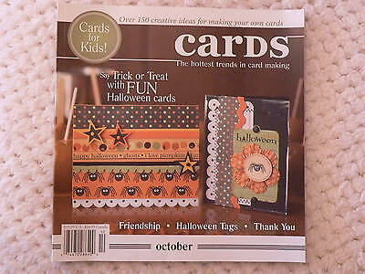 """""""CARDS"""" card making magizine book vol 2 issue 10"""
