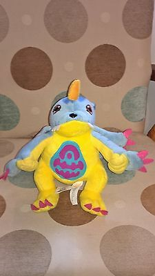 9 inch tall Digimon soft toy