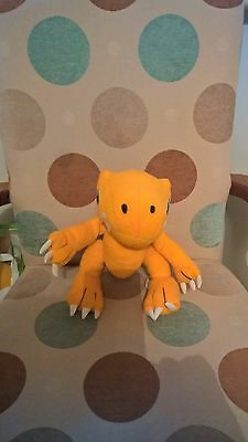 11 inch tall Digimon soft toy