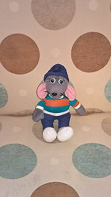 9 inch tall Roland Rat soft toy