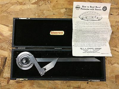 Starrett, Brown and Sharpe Tools and Other Misc. Tools