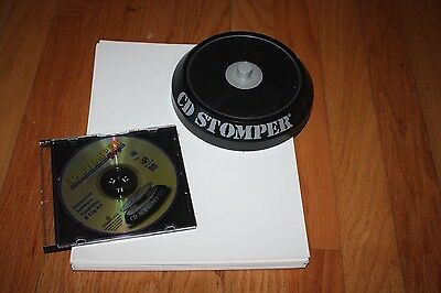 CD Stomper Pro CD Labeling System w/ software, 88 sheets of labels