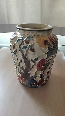 H.j.wood Vase - Indian Tree
