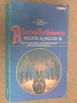 A canticle for Leibowitz (Corgi SF collector's library) by Miller, Walter M The