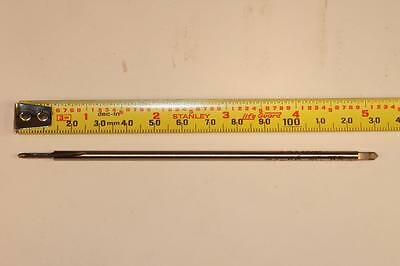 1 NOS Taylor # 2-56 NC HSS spiral point EXTRA LONG pulley tap. Canada. CT.1C.D2