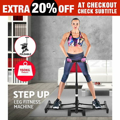 Everfit Leg Master Exercise Machine Magic Stepper Trainer Slimming Fitness Gym