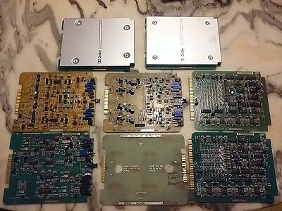 Dolby Cards Lot For Cinema Processors  Cp 50, Cp 55, Cp 200, Cp 65
