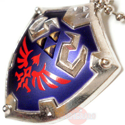 HYLIAN SHELD Legend of Zelda Skyward Sword Metal Item Collection Kaiyodo Link