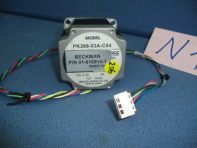 Vexta PK266-03A-C54 2 Phase Electronic Stepping Motor DC 2.3V 3A 1.8 /STEP