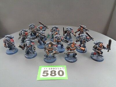 Warhammer 40,000 Space Marines Wolves Wolf Pack 580