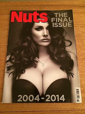 The Final issue of Nuts Magazine 😢 Lucy Pinder- Stacey Poole
