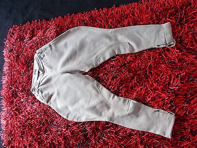 Unisex Vintage 40S Breeches Land Army Gc Buttons 24 War Theatre Bermans Goodwood
