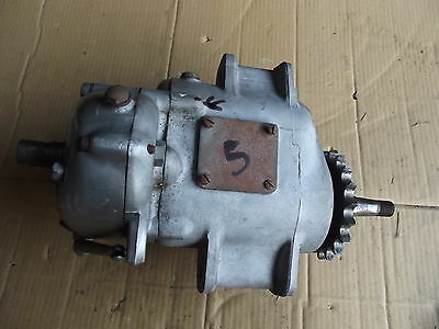 Bsa A7 A10 B31 B33 Std Swinging Arm Models Gearbox. 5