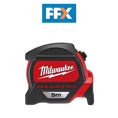 Milwaukee 48227305 5m Magnetic Tape Measure 2nd Generation
