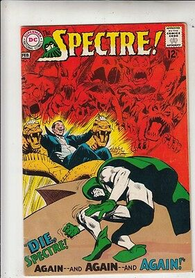 Spectre #2 The strict VG/FN+ 5.5   100s more books up now for grabs