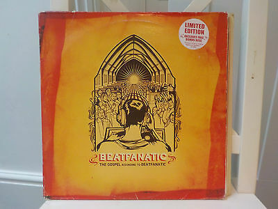 Beatfanatic Gospel According To Beatfanatic Hip Hop Breaks Dance 2005 Vinyl Lp