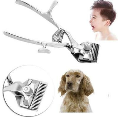 Professional Kit Animal Pet Cat Dog Hair Trimmer Shaver Razor Grooming Clipper ✿