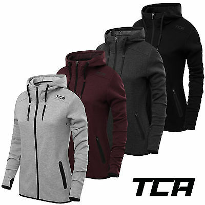 Women's TCA Revolution Tech Hoodie with Zip Pockets
