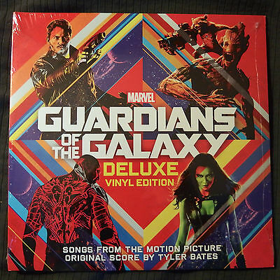 Guardians of the Galaxy ** First Press * Doppel-Vinyl ** OVP** Soundtrack **2014